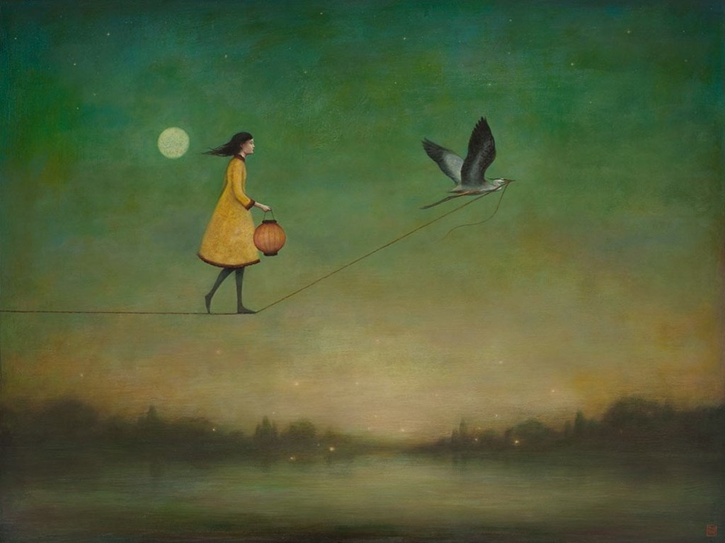 Poetic Acrylic Paintings By Duy Huynh 4