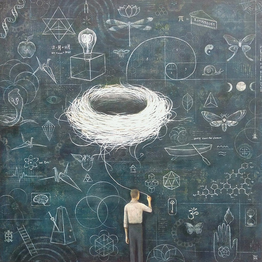 Poetic Acrylic Paintings By Duy Huynh 5