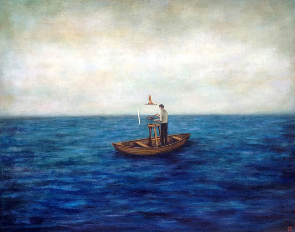 Poetic Acrylic Paintings By Duy Huynh 8