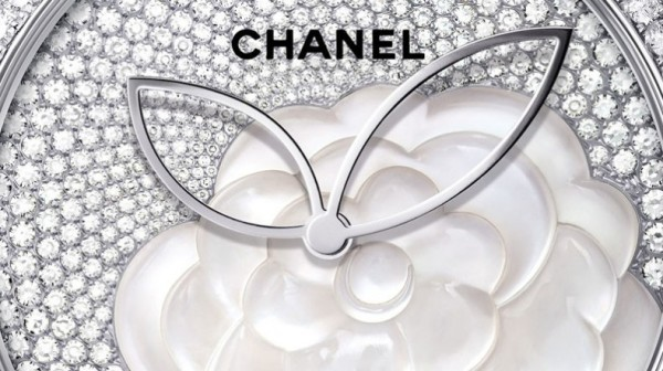 Chanel Mademoiselle Prive watch