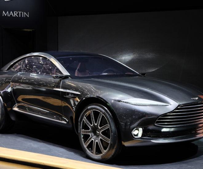 Aston Martin Concept: Geneva 2015: Top 10 Concept Cars