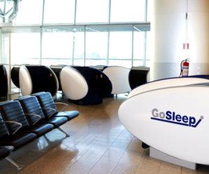HELSINKI AIRPORT SLEEP PODS