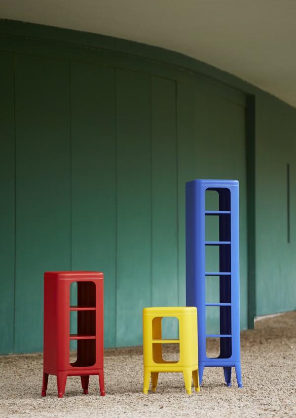 Le Corbusier palettes tolix