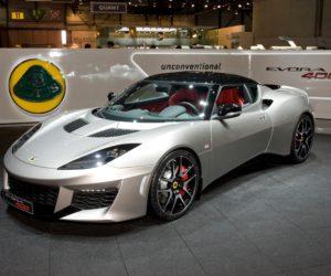 Lotus Evora 400 Geneva Motor Show