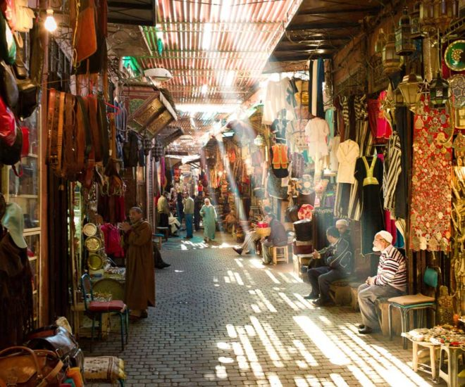 Marrakech Named World's Best Destination For 2015