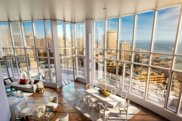 San Francisco Lumina Penthouse