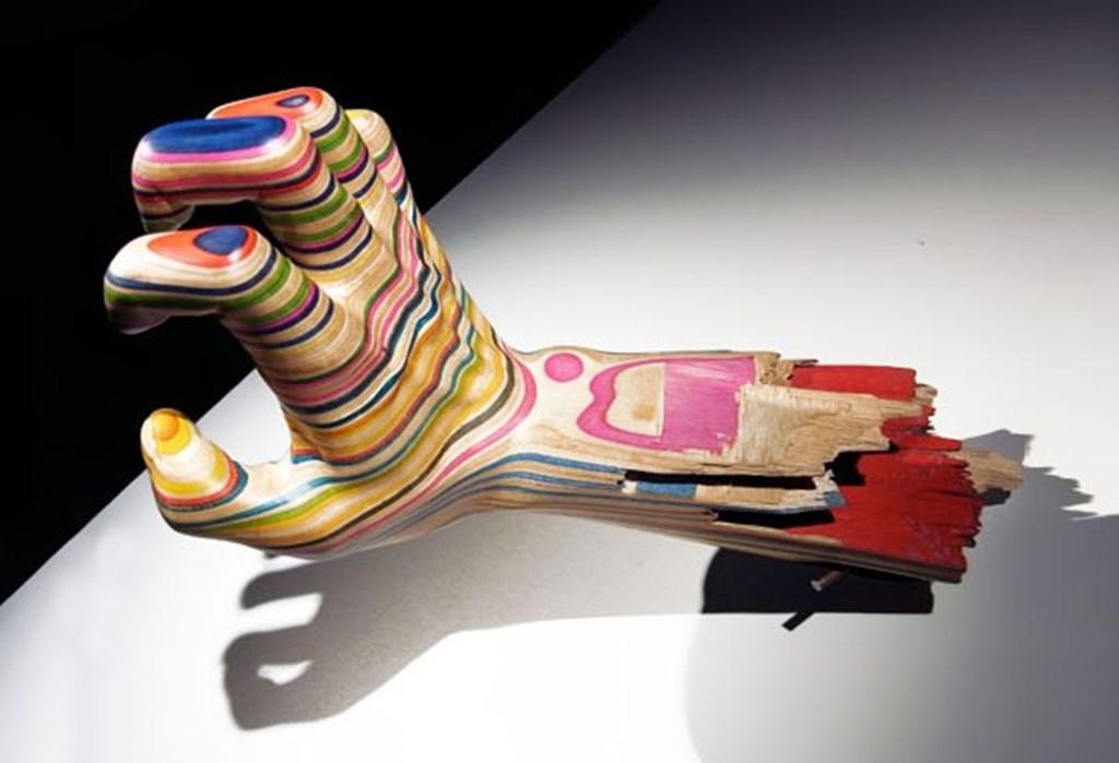 Skateboard Sculptures Haroshi 37