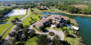 Florida equestrian estate hits market at $22.9 million