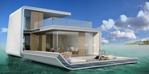 You can now buy houses underwater in Dubai
