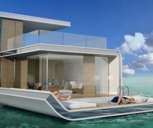 underwater villas