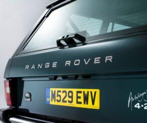 1994 Range Rover Autobiography
