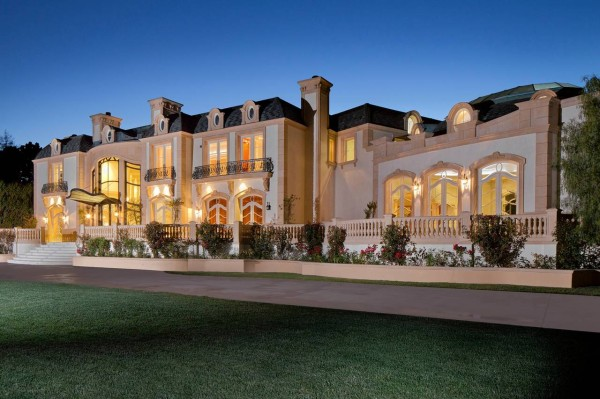 Beverly Hills Spec House