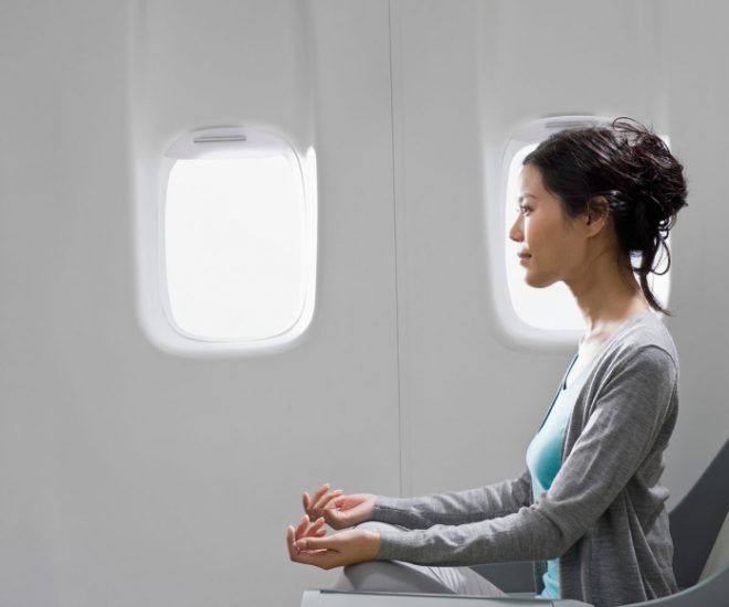 British Airways meditation tips