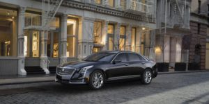 Cadillac's CT6, a new class of US luxury car