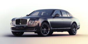 Bentley Mulsanne Speed 'Blue Train'