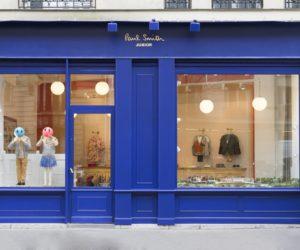 Paul Smith Junior Paris