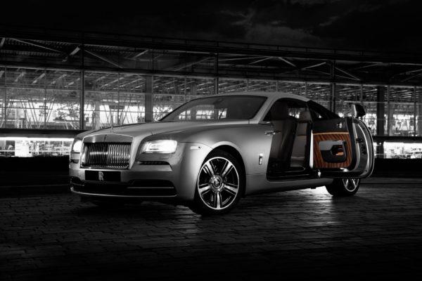 Rolls-Royce Wraith 'Inspired by Film'