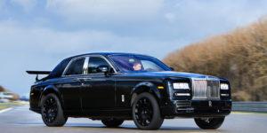 Rolls-Royce SUV begins testing
