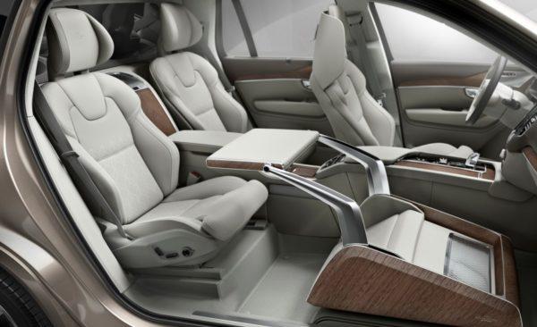 Volvo Ultra-Luxury XC90