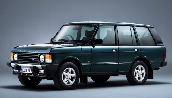 original Range Rover Autobiography