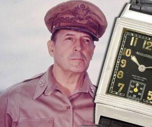 General MacArthur's watch