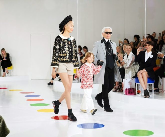 Chanel Cruise Collection Seoul