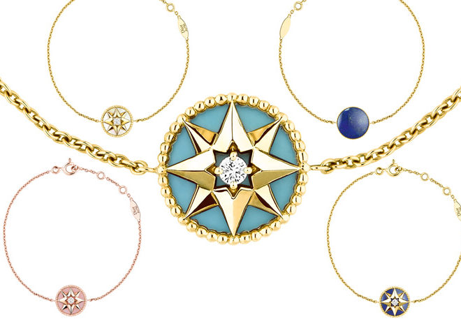 Christian Dior Gets Nautical With New Jewelry Line