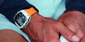 Richard Mille RM 27-02 For Rafael Nadal