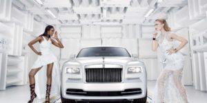 Rolls-Royce introduces 'Wraith – Inspired by Fashion'