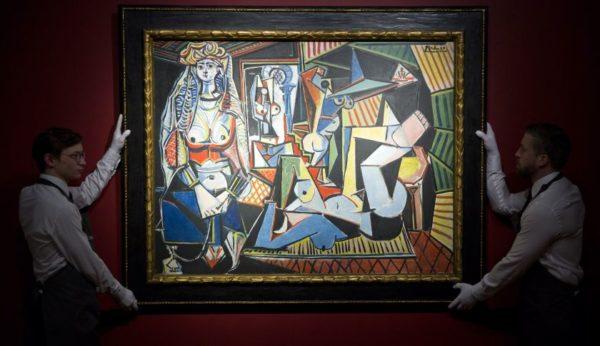 Picasso's $179 Million 'Les Femmes d'Algers'