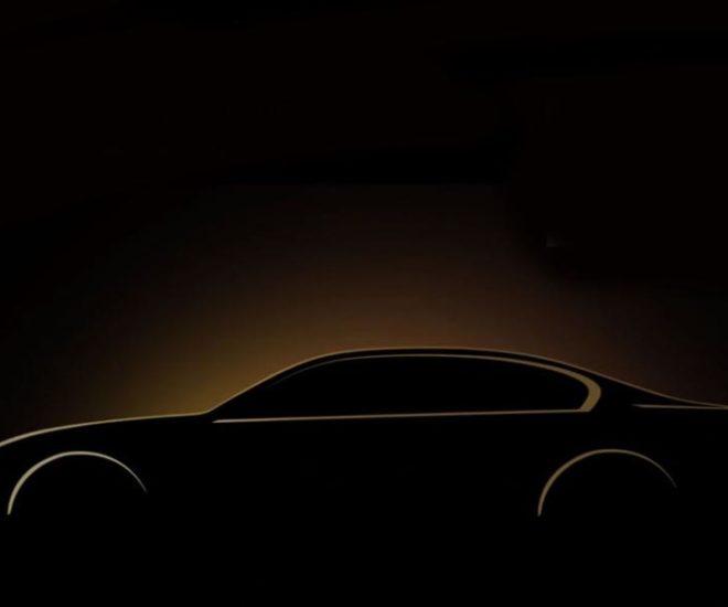 2015 BMW 7 Series teaser