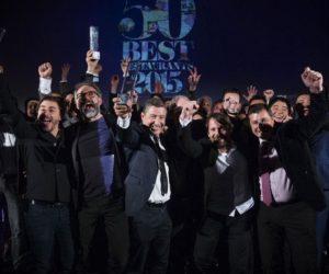 50 Best Restaurants List 2015