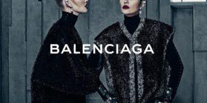 Balenciaga Runs First Menswear Show