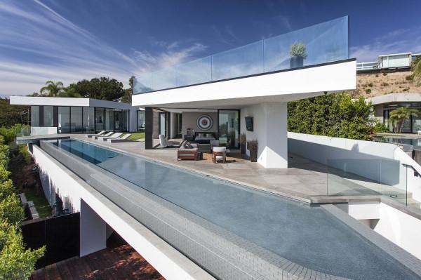 Calvin Klein home Los Angeles