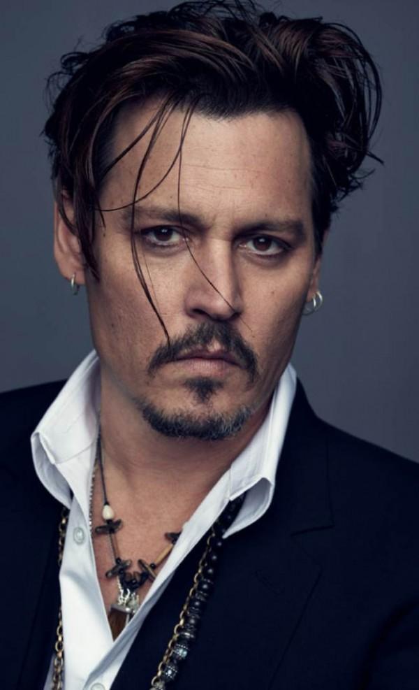 Johnny Depp dior