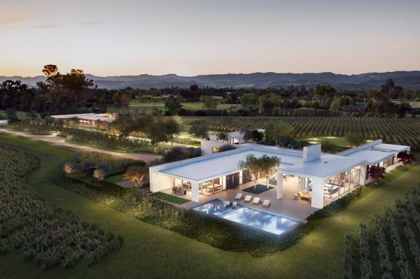 Napa Valley Spec Home