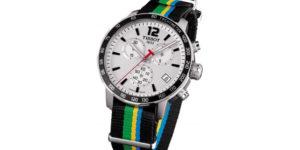 Tissot unveils a commemorative Baku 2015 watch