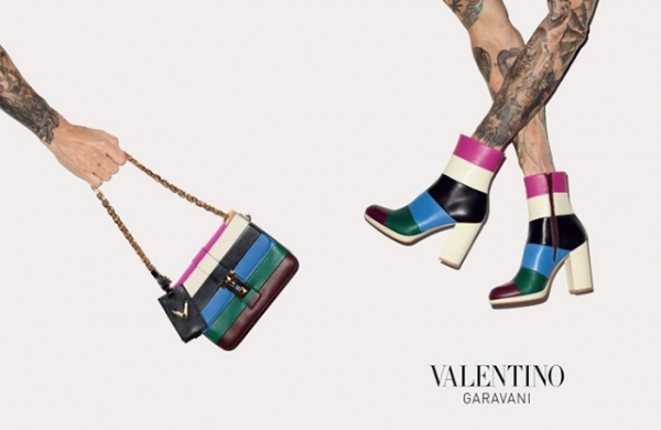 Valentino Fall 2015 Accessories
