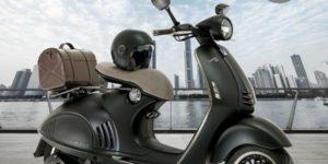 Emporio Armani to Launch Customized Vespa