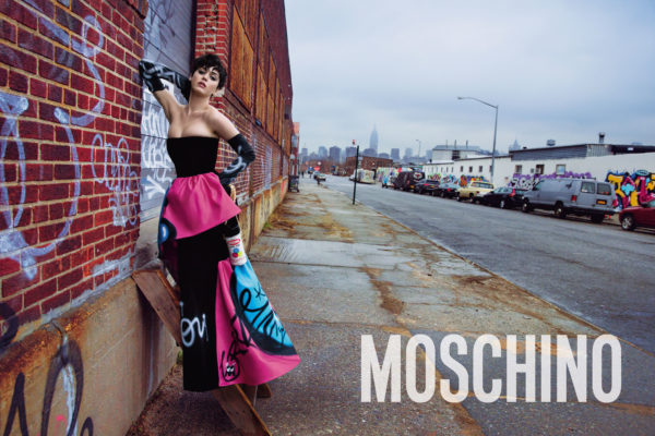 Katy Perry Moschino