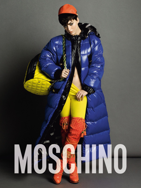 Katy Perry New Moschino Campaign