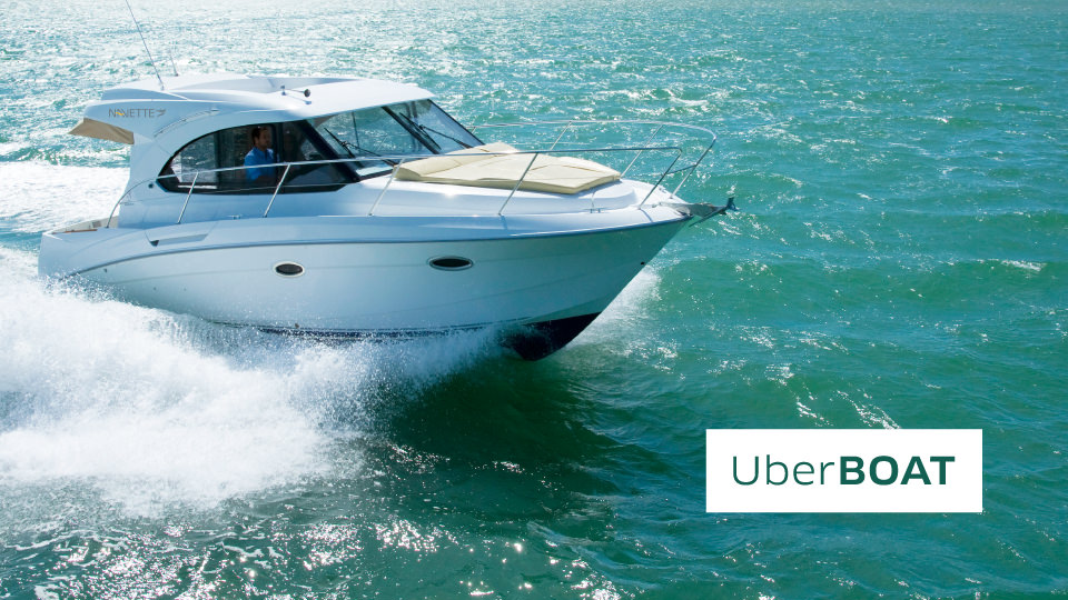 Uber Lux Cars >> Uber launches boat service in Istanbul