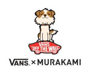 vans murakami logo
