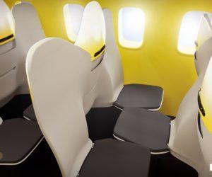 Future airline seats
