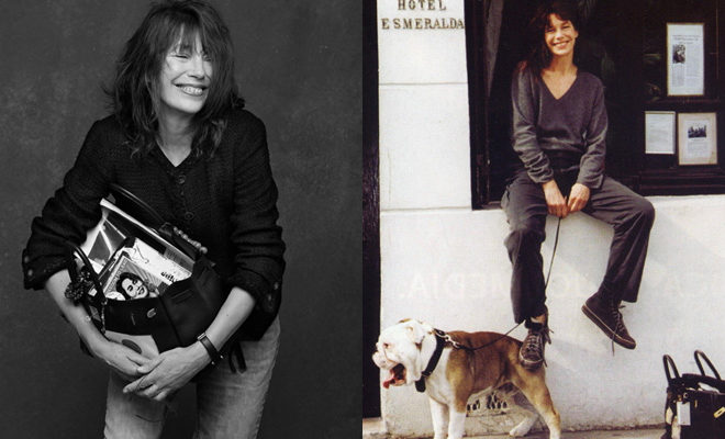 6e0df232f1 Jane Birkin orders Hermes to rename  Birkin bag