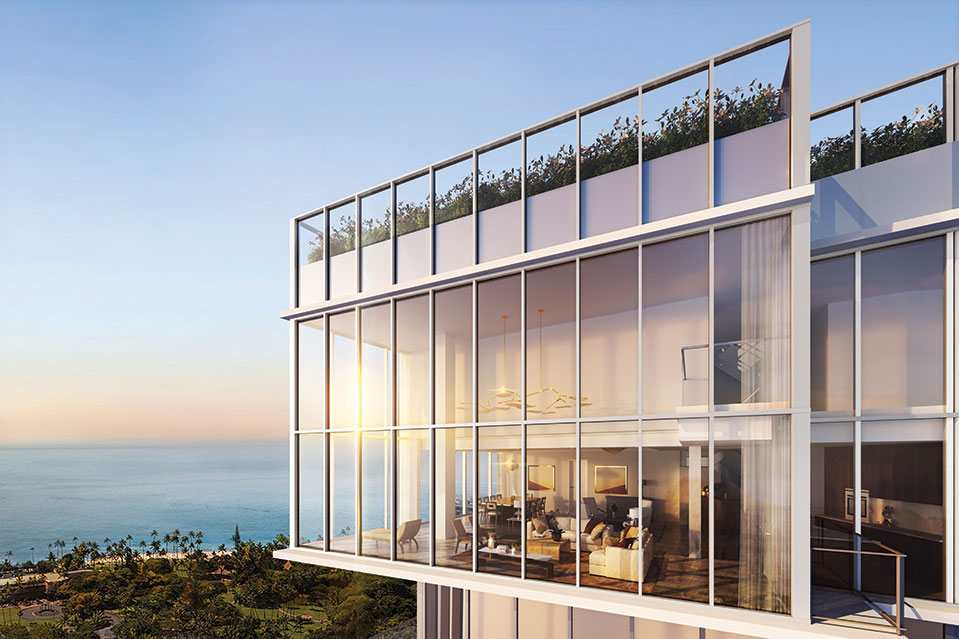 Ritz Carlton Residences Waikiki Penthouse