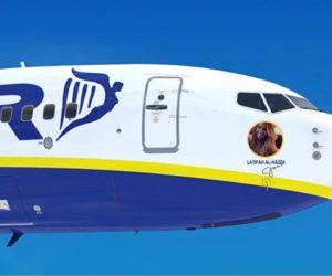 Ryanair Facebook fans faces