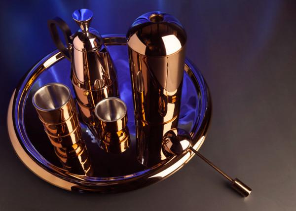Tom Dixon Brew coffee set