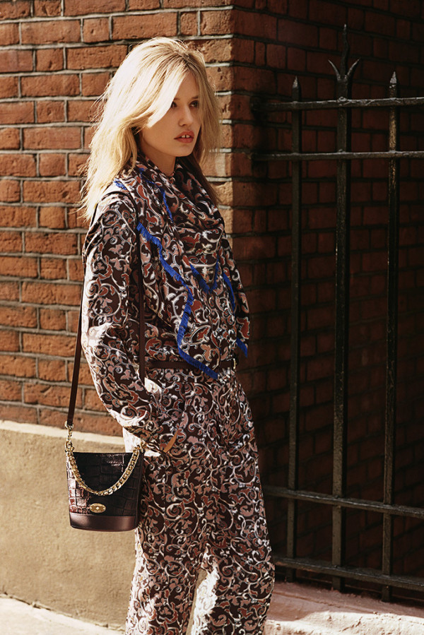 mulberry FW 2015 campaign