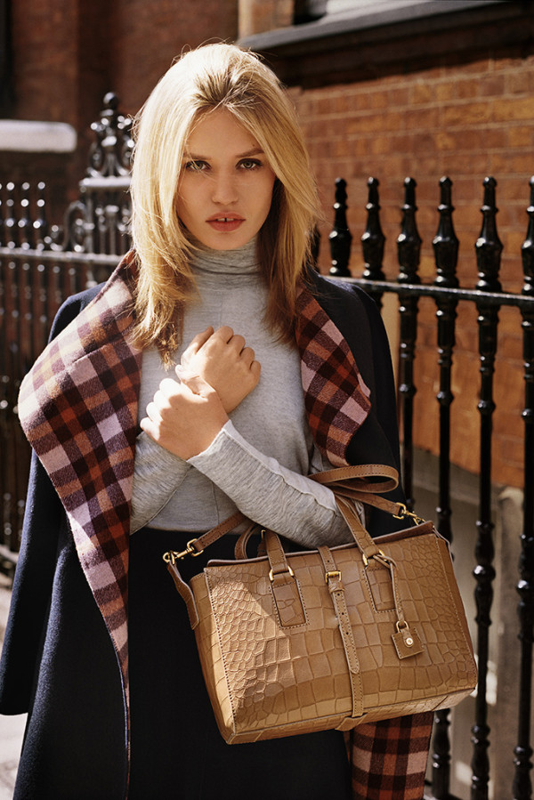 mulberry FW2015 campaign